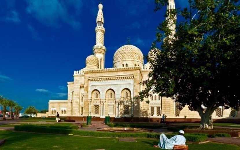 Le Mosquée Jumeirah, Dubaï, circuit d'Aigle Voyages