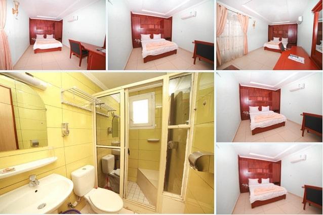 Appartement suite junior de Kako-home