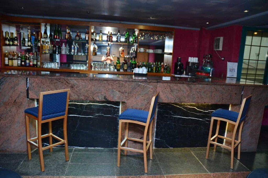 Bar le Prince de l'hôtel Prince de Galles