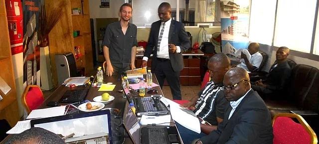 Bureau d'ÁRTER Cameroun