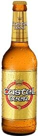Castel beer, boisson de SABC
