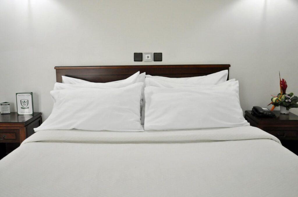Chambre standard de l'hôtel Prince de Galles