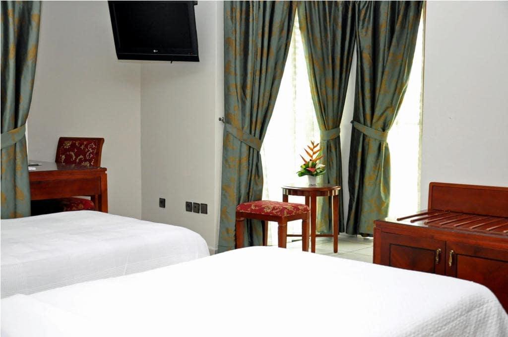 Chambre twins de l'hôtel Prince de Galles