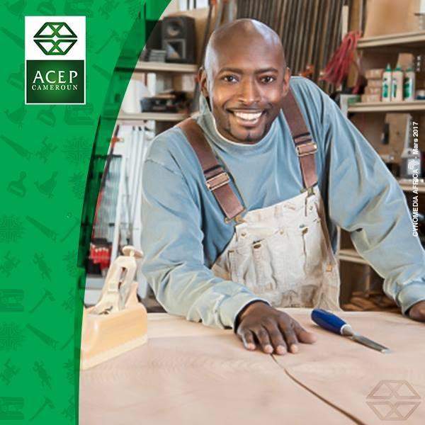 Crédit pour les métiers d'artisanat ACEP Cameroun