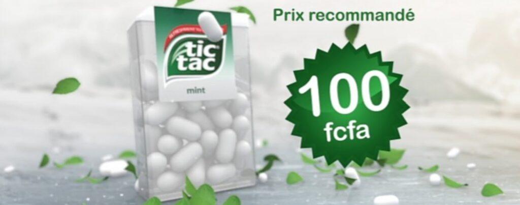 Design de Tic Tac par Ibimo Studios