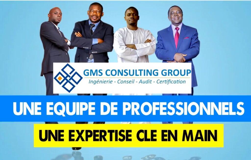 Équipe de GMS Consulting Group