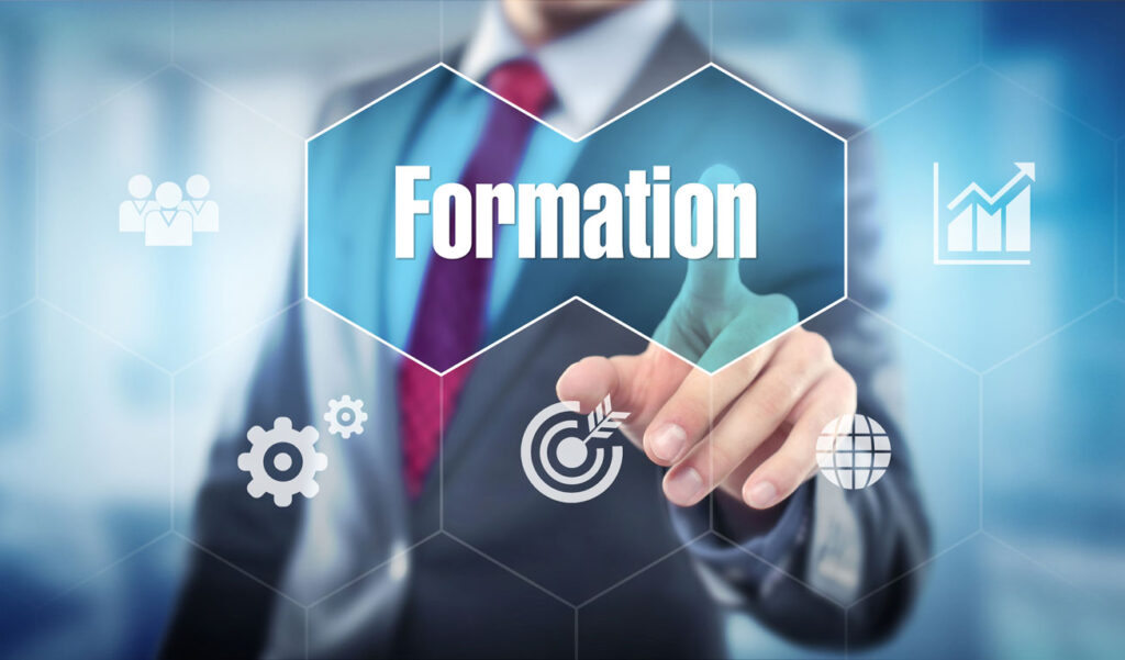 Formations de Gms Consulting Group
