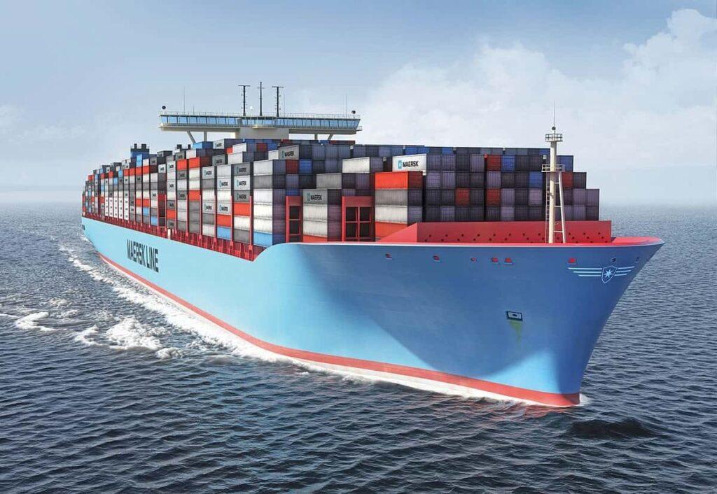 Fret maritime d'ABC Group Ltd