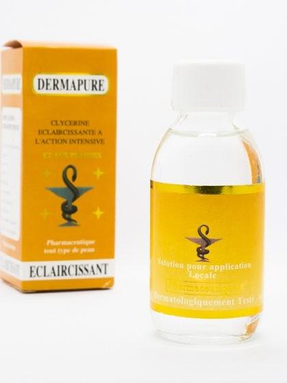 Glycérine éclaircissante Dermapure Laboratoire BB