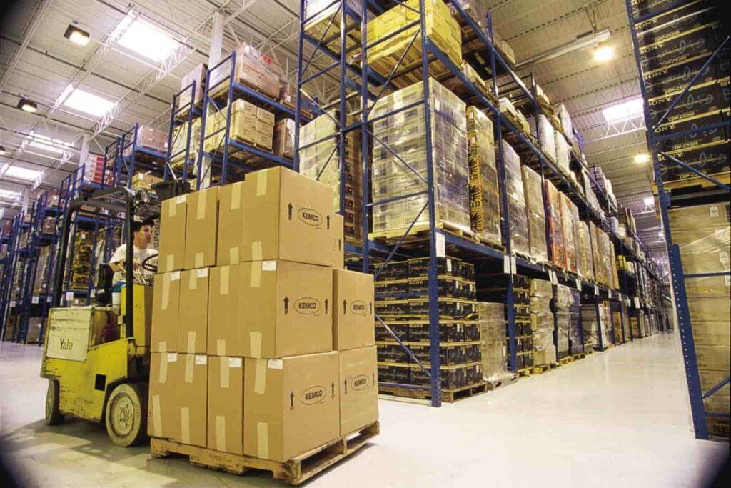 Logistique et entreposage d'ABC Group Ltd