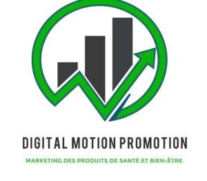 Logo Digital Motion Promotion