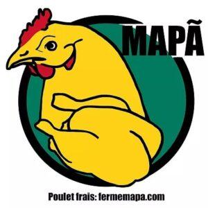 Logo la Ferme Mapa