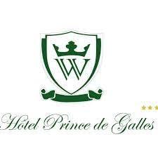 Logo de l'hôtel Prince de Galles