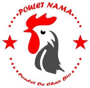Logo de Poulet Nama