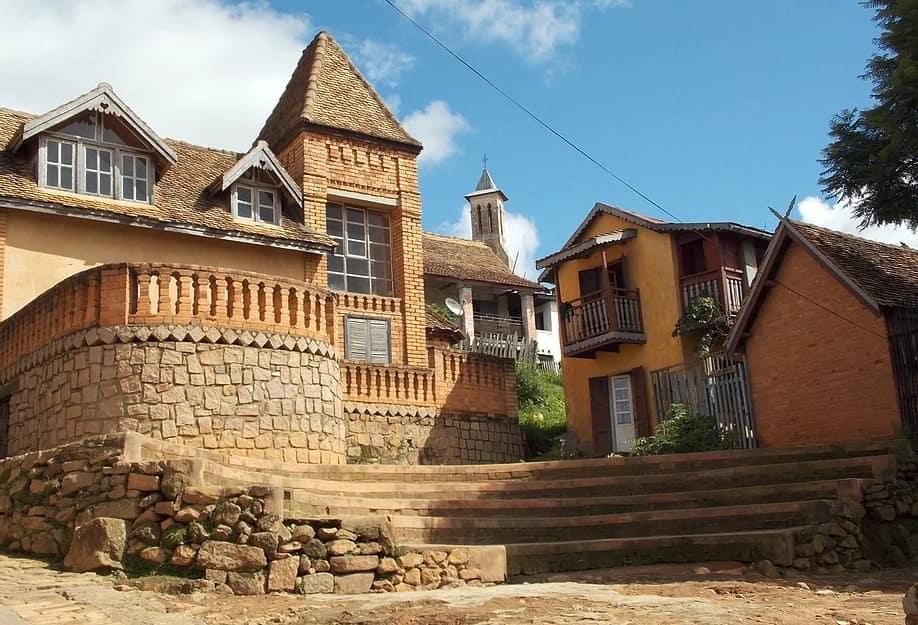PADEVE de Madagascar, projet d'ÁRTER