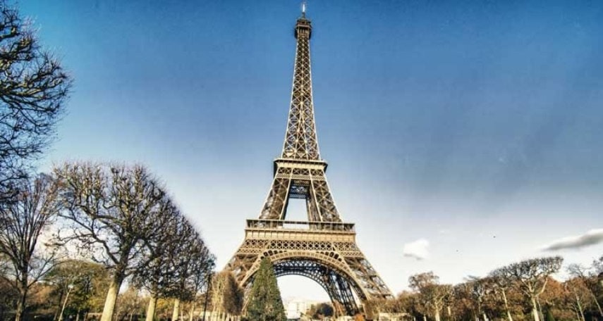 Tour Eiffel, Paris, circuit d'Aigle Voyages