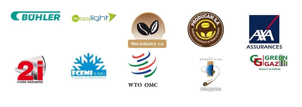 Les partenaires d'ABC Group Ltd