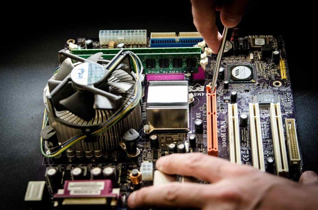 Réparation et entretien Premice Computer