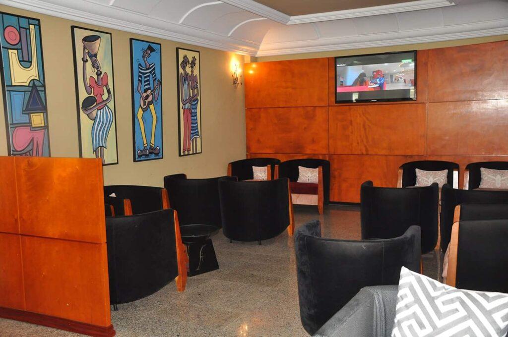 Restaurant de Futuris Hotel