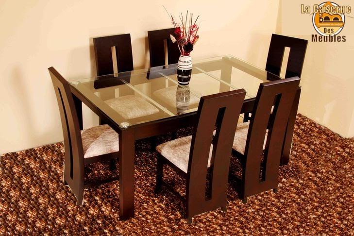 Salle à manger la caserne des meubles