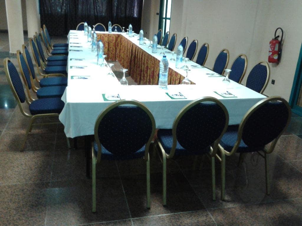 Salon Ankadilalana de l'hôtel Prince de Galles