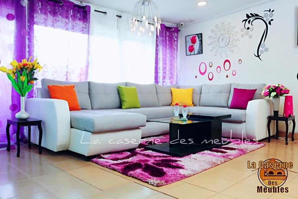 Salon la caserne des meubles