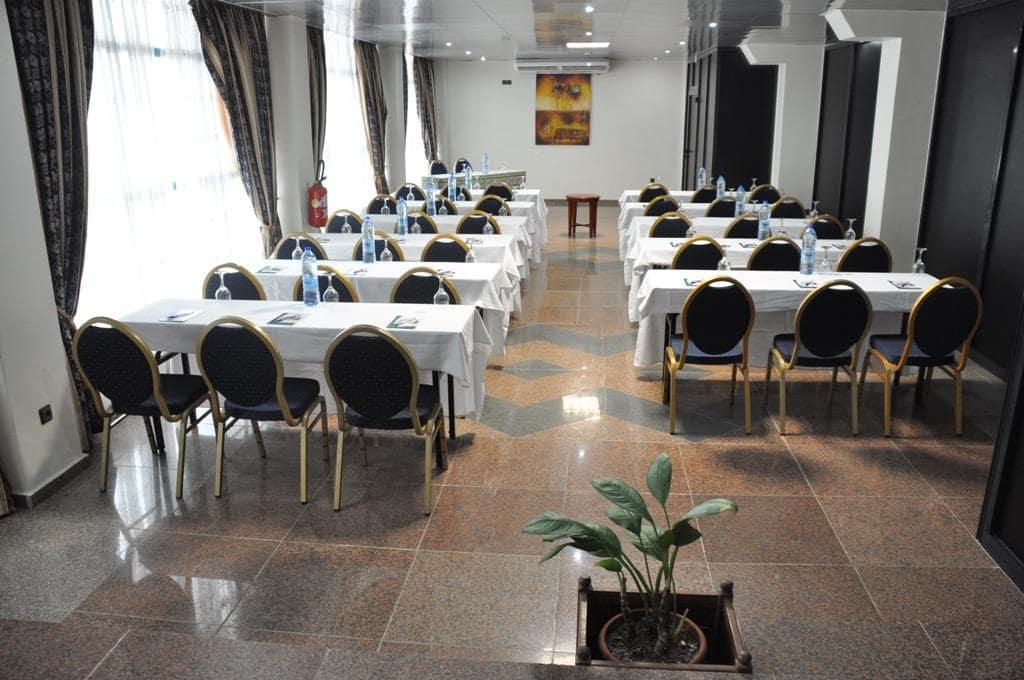Salon Limbé de l'hôtel Prince de Galles