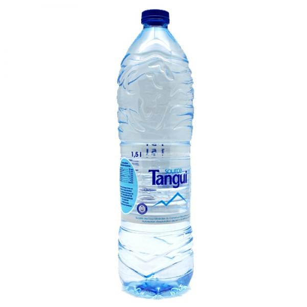 Source Tangui, eau minérale de SABC