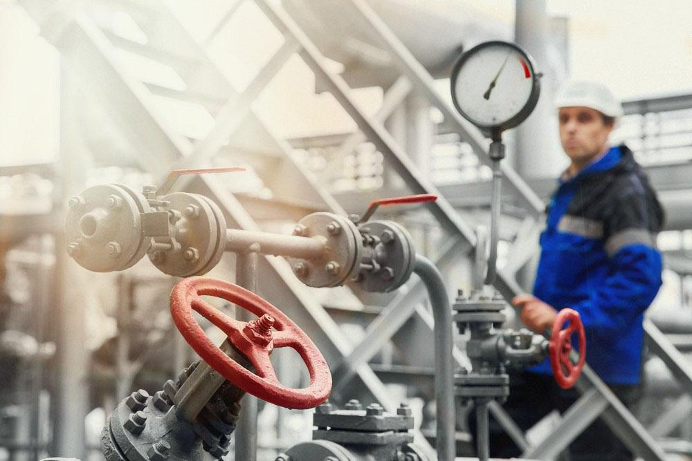 Tuyauteries pétrolières, domaine d'intervention de l'entreprise Am Industries