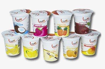 yaourt aromatisé Sicalia